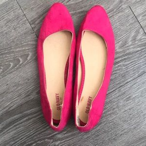 Pointed Toe Flats - Old Navy